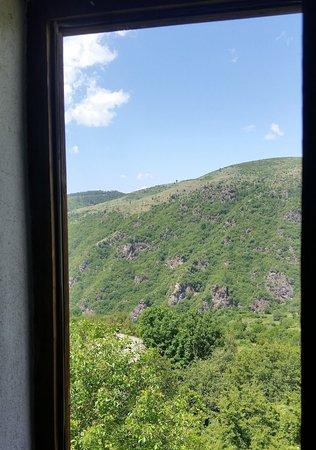 Kovachevitsa, บัลแกเรีย: The view from my window.