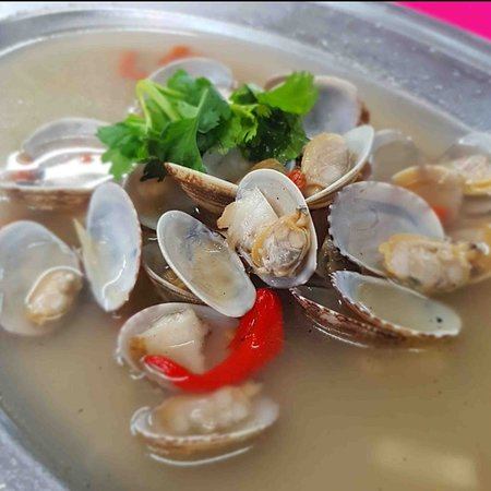 Chinese Clam Soup 《上 汤 啦 啦》