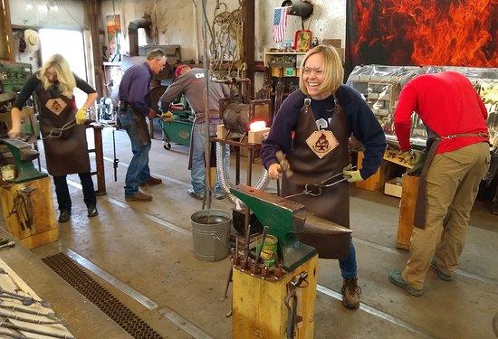 Blacksmith Adventures