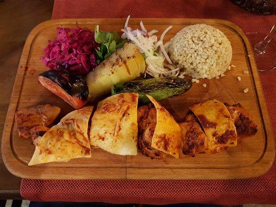Diner adana kebab