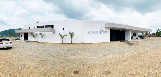 """La nueva Paradise está ubicada en La Badea Dosquebradas, antiguo lote de """"La Cantera""""."""