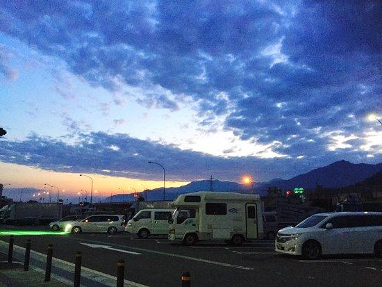 Shiozawa Ishiuchi Service Area Outbound