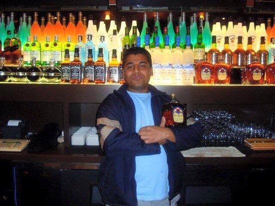 Calgary, Canada: At the Bar