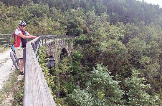 The Parenzana Trail.