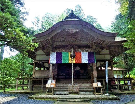 Sambutsu-ji Temple Hondo