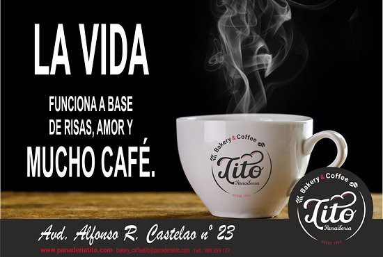 Bakery & Coffee Tito: Café