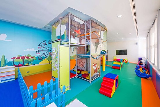 Salwa, Koeweit: Kids Club Interior