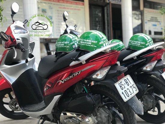 Motorbike Rental Service Phan Rang 175