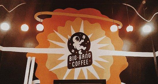 Kyakhta, รัสเซีย: Логотип кофейни