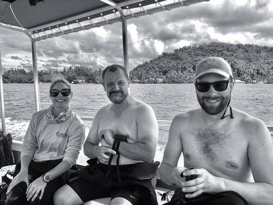 Exploring the magic of Truk Lagoon