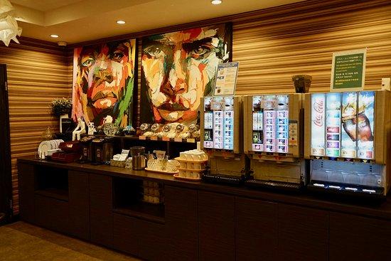 Hotel 88 Shinsaibashi: Drink Bar