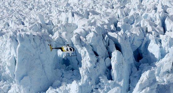 Fox Glacier, نيوزيلندا: Glacier tours