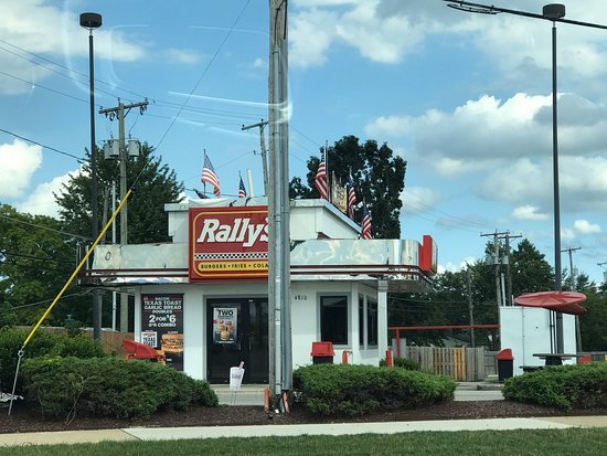 Fort Wayne Gas Prices >> Rally S Fort Wayne 4810 Coldwater Rd Menu Prices