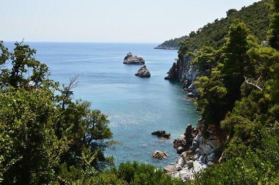 Skopelos, sur les traces de Mamma Mia