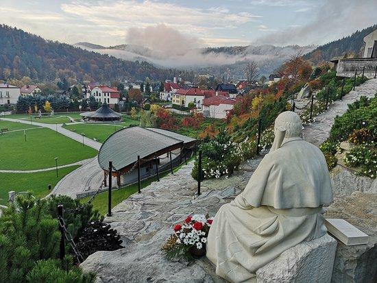 Plac religijno-turystyczny sw. Jana Pawła II