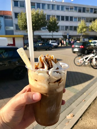 Eiscafe naja...