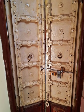 old style doors