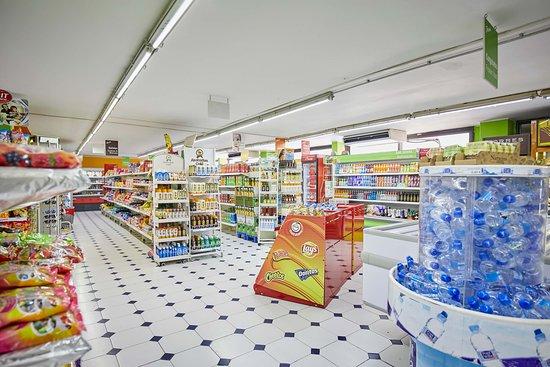 Supermercado interno