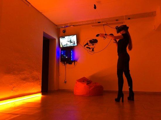 VR Galaxy Virtual Reality