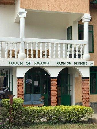 Touch of Rwanda