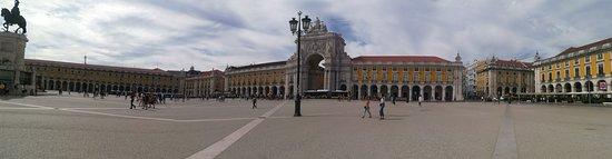 Lisboa, Portugal: PLAZA DO COMERCIO