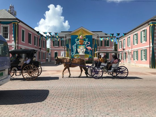 Disney Dream: Stop in Nassau