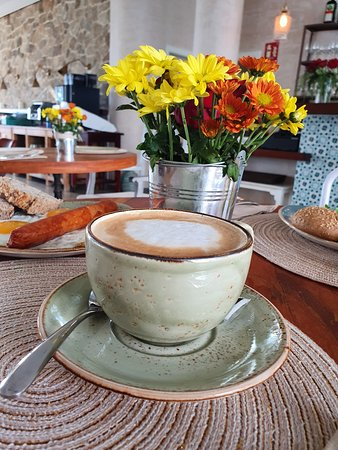Desayunos y meriendas caseras