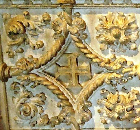 #Lisboa de 5 sentidos - Cruz da Ordem de #Cristo