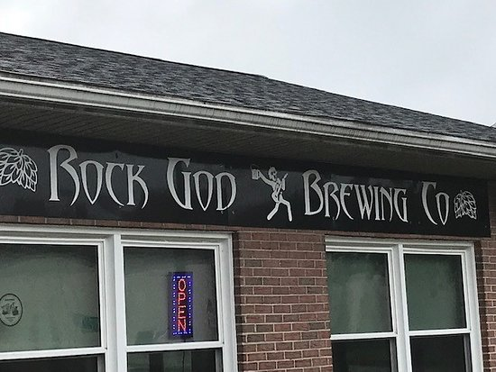 Rock God Brewing Co