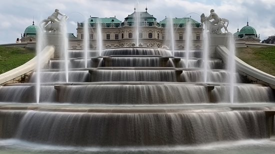 Belvedere Waterfall
