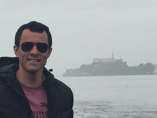 PIER 39  - Ilha de Alcatraz