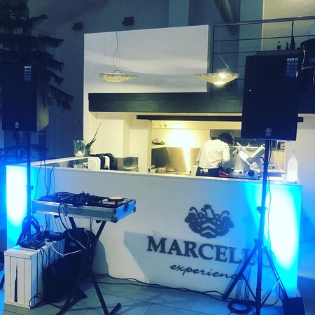 Set Up  DJ Set per festa di compleanno