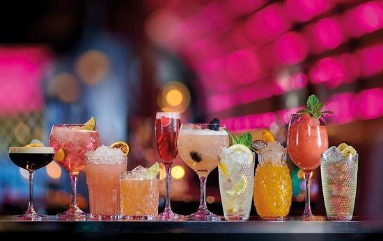 Epsom, UK: New cocktail menu!