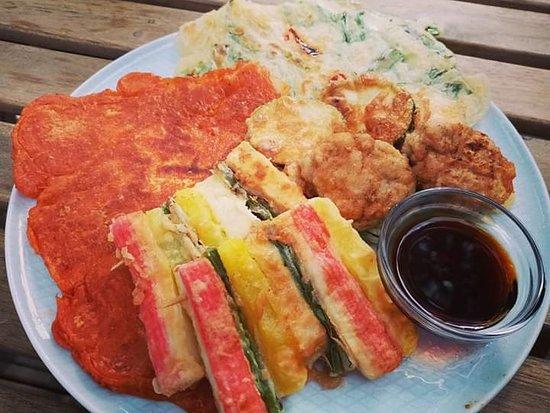 모듬전 Jeon Platter