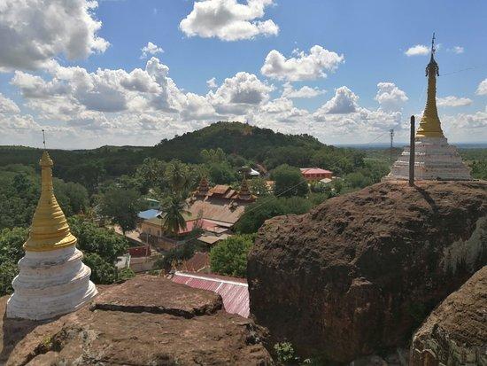 Poe Win Hill Monywa
