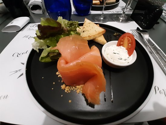 Le Molay-Littry, Frankrike: Starters