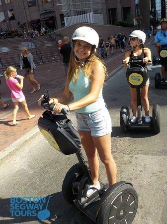 Come on... It's Boston's #1 tour…. You know you wanna ride one😉#Boston#Segway#Tours www.bostonsegwaytours.net