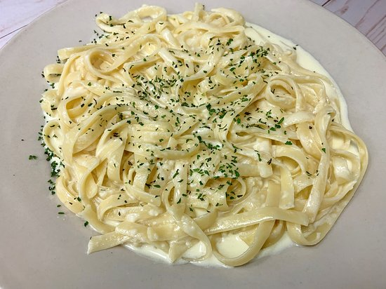 Alfredo-made to order