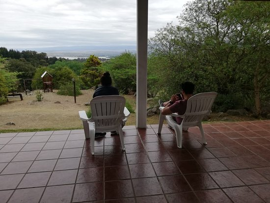 Villa Ciudad de America, Argentina: View from the bongalow