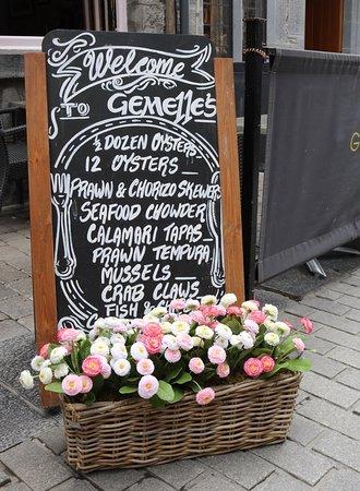Restaurant Gemelles, Galway.