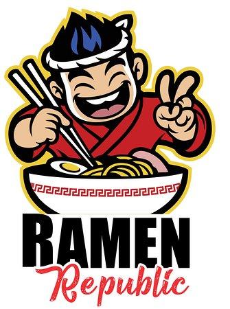 Logo of Ramen Republic, located in Parque Lleras