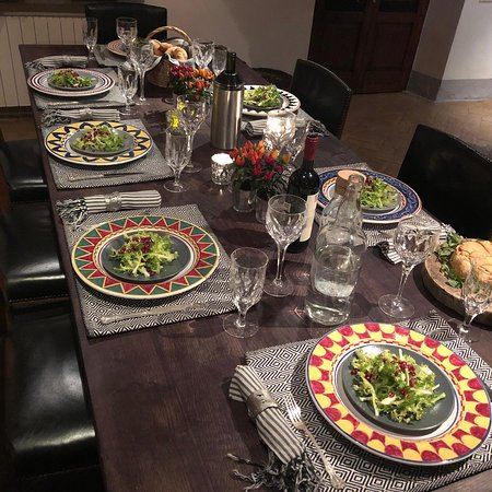 Historical Italian Cooking Courses and Catering