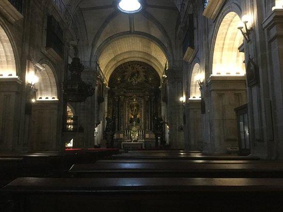 Nave principal da Igreja S. Jorge