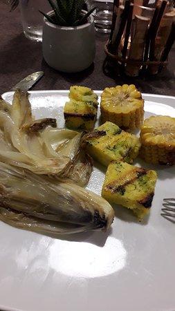Sozzago, Italia: Piatti vegani