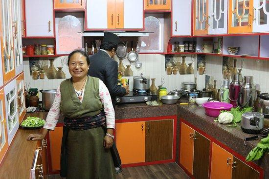photo de la cuisine: simple et efficace