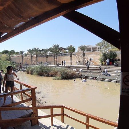 Al-Maghtas, Jordanië: The Baptism site
