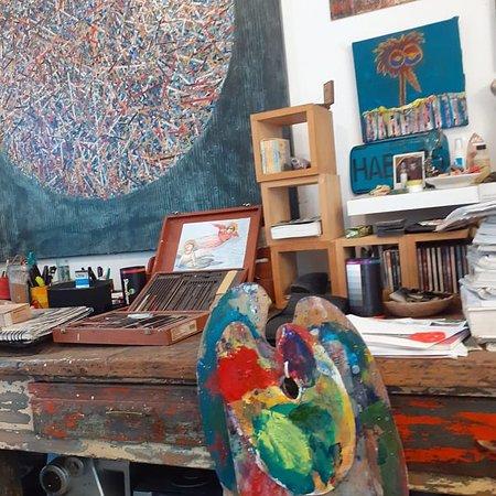 סן איזידרו, ארגנטינה: Candela Casado Art Studio