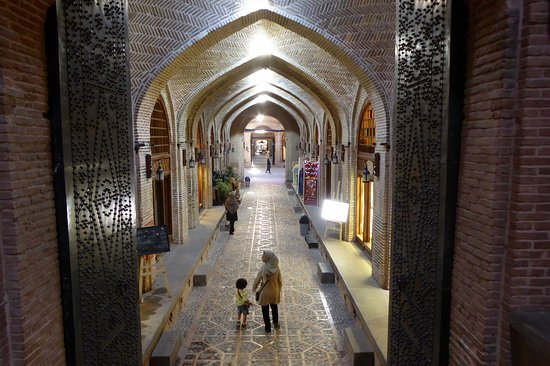 Qazvin, Iran: Inside 1