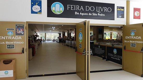 Feira do Livro de Aguas de Sao Pedro
