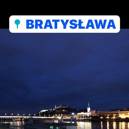 Bratislava, Slovakiet: Bratyslawa piękne miasto